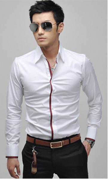 Camisa Polo Masculina Branca Com Preto Elo7 685541b3298e0