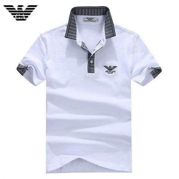 c6eb628c4c ordenar por  nome · preço · Camisa Pólo Armani EA7 Azul Marinho